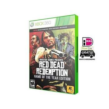 Xbox 360 Red Dead Redemption - Game of the Year