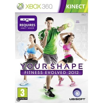 Xbox 360 Your Shape Fitness Evolved 2 (2012)