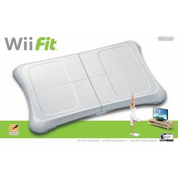 Wii Wii Fit met Balance Board kopen
