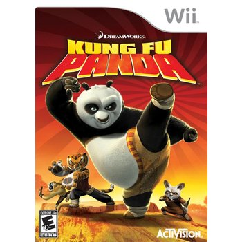 Wii Kung Fu Panda kopen