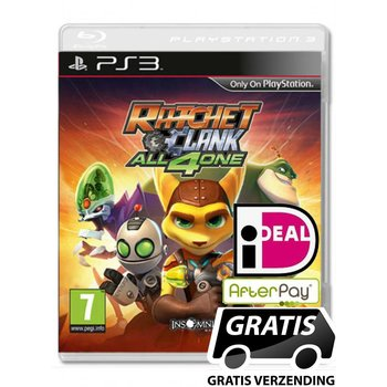 PS3 Ratchet & Clank All 4 One kopen