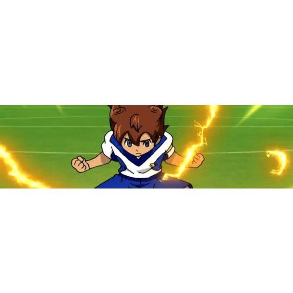 3DS Used: Inazuma Eleven 3: Bomb Blast
