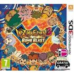 3DS 2e hands: Inazuma Eleven 3: Bomb Blast