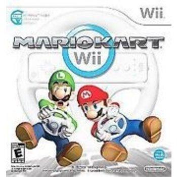 Wii Mario Kart (cardboard sleeve)
