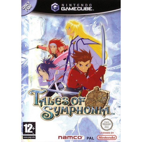 Gamecube Used: Tales of Symphonia