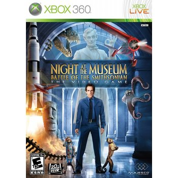 Xbox 360 Night at the Museum 2 kopen