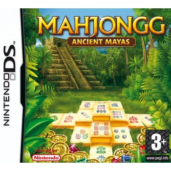 DS Mahjong Ancient Mayas