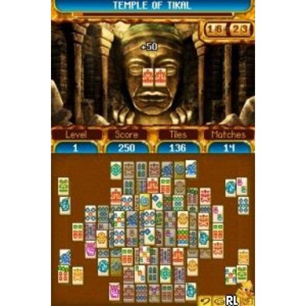 DS Used: Mahjong Ancient Mayas