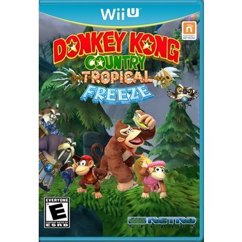 Wii U Donkey Kong Country Tropical Freeze kopen