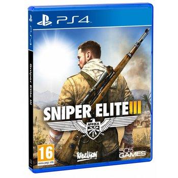 PS4 Sniper Elite 3 (III)