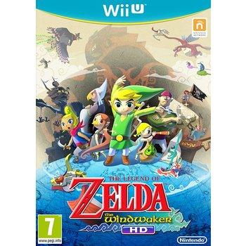 Wii U Legend of Zelda the Wind Waker (Windwaker) HD