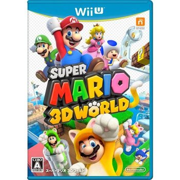 Wii U Super Mario 3d World kopen