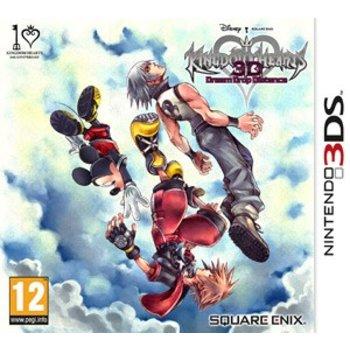 3DS Kingdom Hearts 3D: Dream Drop Distance