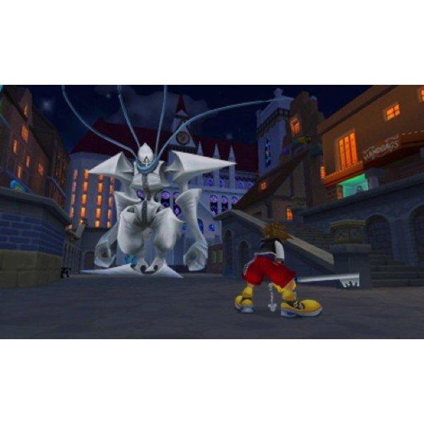 3DS 2e hands: Kingdom Hearts 3D: Dream Drop Distance