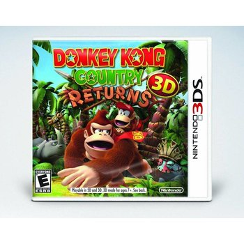 3DS Donkey Kong Country Returns kopen