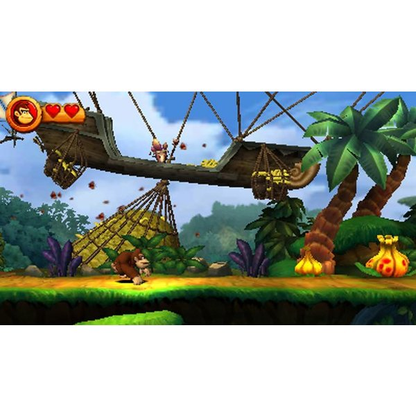 3DS Used: Donkey Kong Country Returns