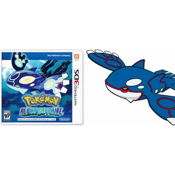 3DS Used: Pokemon Alpha Sapphire