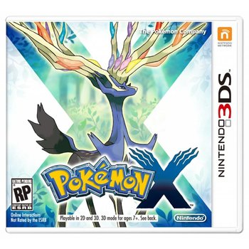 3DS Pokémon X kopen