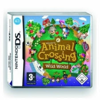DS Animal Crossing Wild World