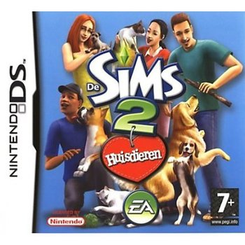 DS Sims 2 Huisdieren kopen