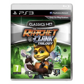 PS3 Ratchet & Clank Trilogy HD