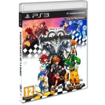 PS3 Kingdom Hearts HD 1.5 ReMIX