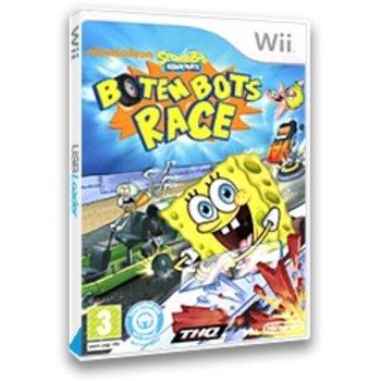 Wii SpongeBob Boten Bots Race kopen