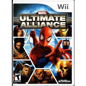 Wii Marvel Ultimate Alliance kopen