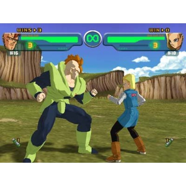 Gamecube Used: DragonBall Z Budokai