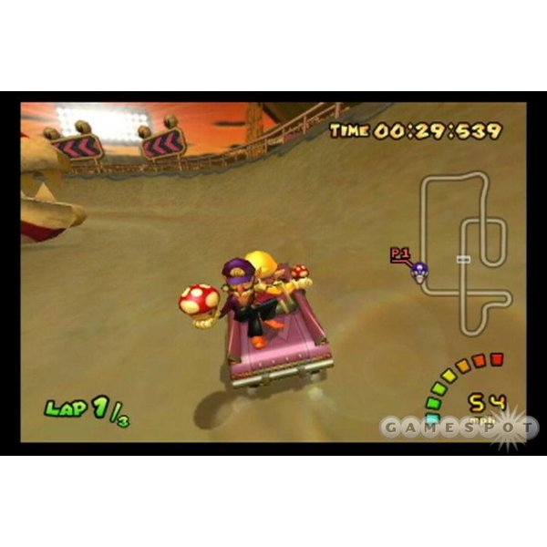 Gamecube 2nd hand: Mario Kart Double Dash with Zelda Collector's Edition