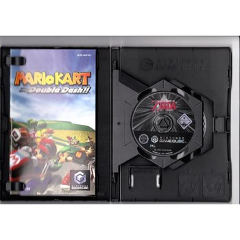 Gamecube Mario Kart Double Dash with Zelda Collector's Edition