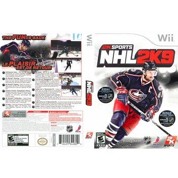 Wii NHL 2K9
