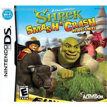 DS Shrek Smash n' Crash Racing