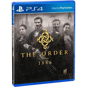 PS4 The Order: 1886 kopen