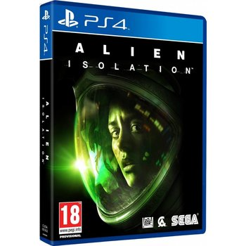PS4 Alien Isolation