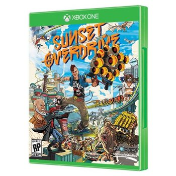 Xbox One Sunset Overdrive kopen