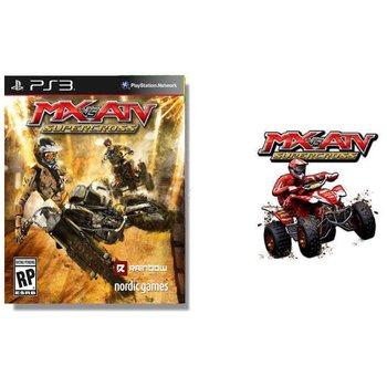 PS3 MX vs. ATV Supercross
