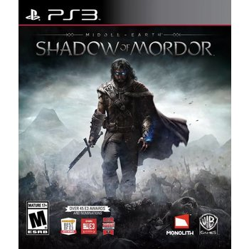PS3 Middle-Earth: Shadow Of Mordor