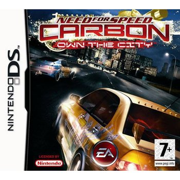 DS Need for Speed Carbon: Own the City