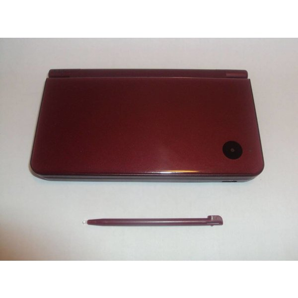DS Used: Nintendo DSi XL - Chocolate Red