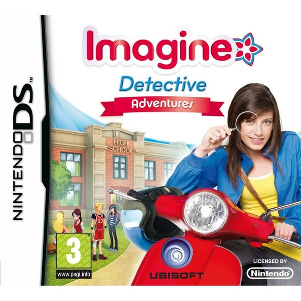 DS Used: Imagine Detective Adventures