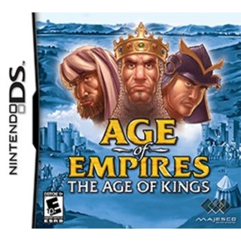 DS Age of Empires: The Age of Kings