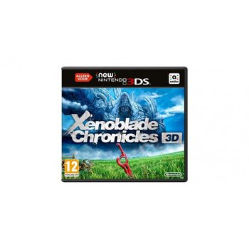 3DS Xenoblade Chronicles 3D