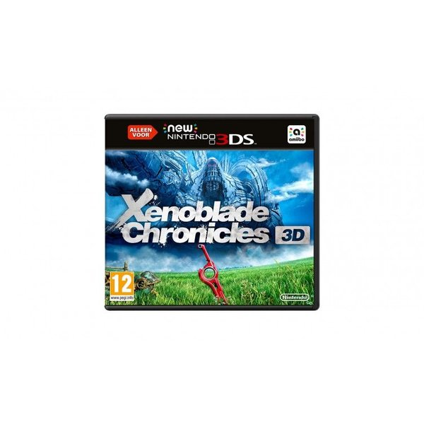 3DS Used: Xenoblade Chronicles 3D