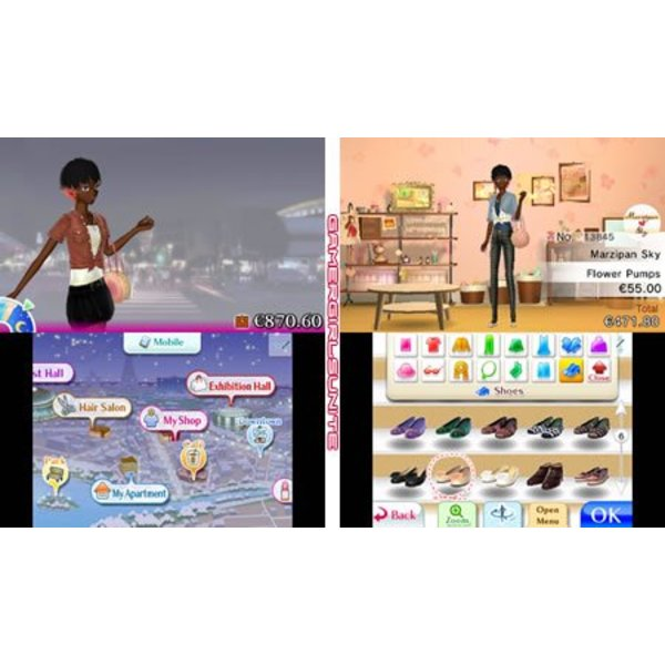 3DS Used: New Style Boutique