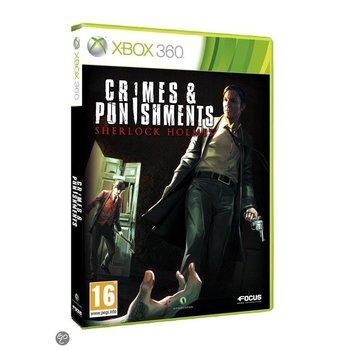 Xbox 360 Sherlock Holmes: Crimes & Punishment