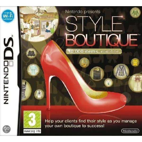 DS Used: Style Boutique