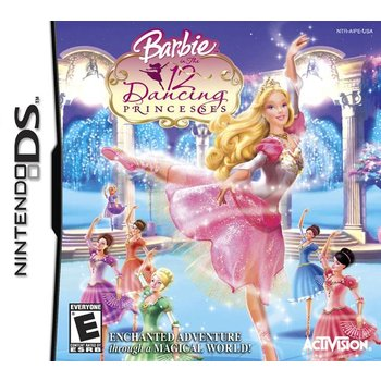 DS Barbie Dancing Princess kopen