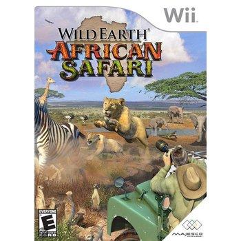 Wii Wild Earth African Safari
