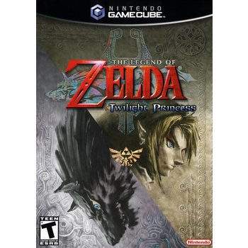 Gamecube Zelda: Twilight Princess